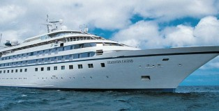 Seabourn Legend Ship