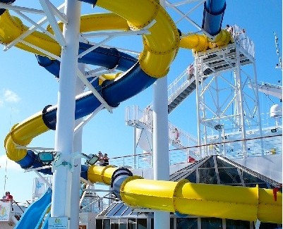 Carnival's Dream Offers WaterWorks Thrills