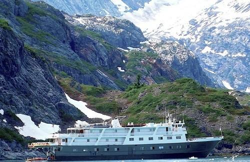 Wilderness Explorer is 'Green' Ship