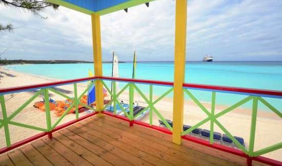 The Biggest Private Island Upgrade