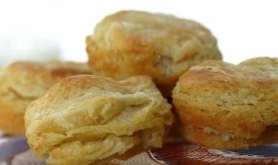 Riverboat Biscuits
