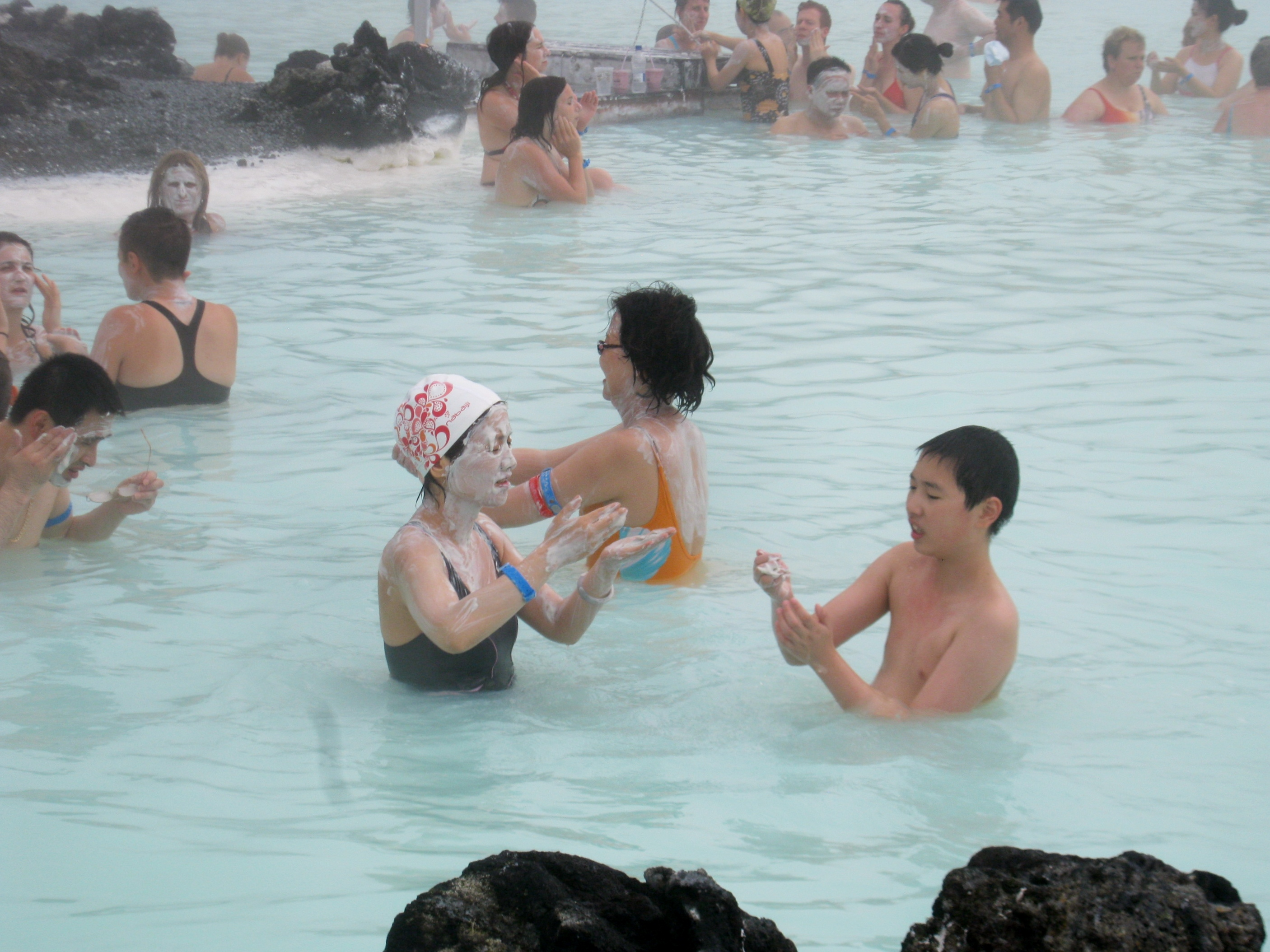 The Story Behind the Blue Lagoon