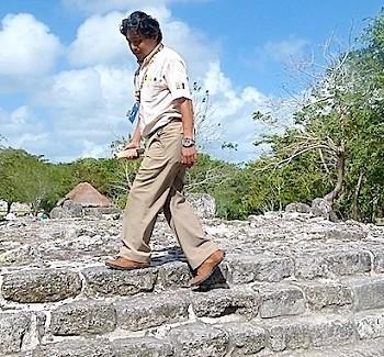 Mayan Mythbusting in Cozumel