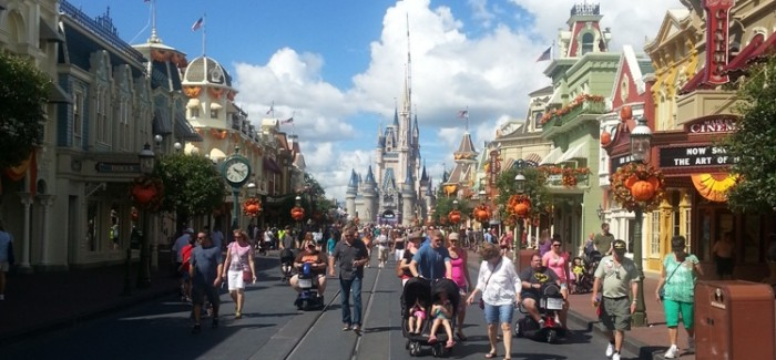 Dispatches: The Magic Kingdom