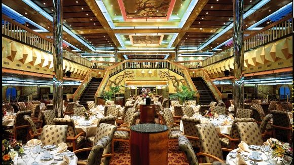 An American Feast on the Carnival Glory