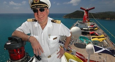 carnival captain 35 years