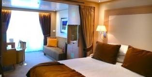 Seabourn Odyssey stateroom