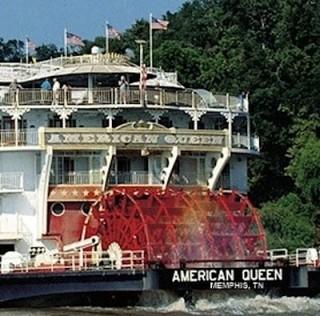 American Queen chooses Memphis for homeport