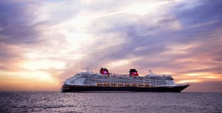 Disney Dream image courtesy of Disney Cruise Line