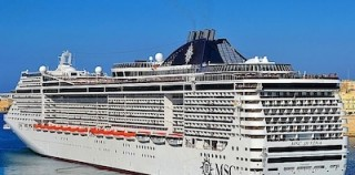 Cruise Ship Trivia: MSC Divina's godmother… can you name her?
