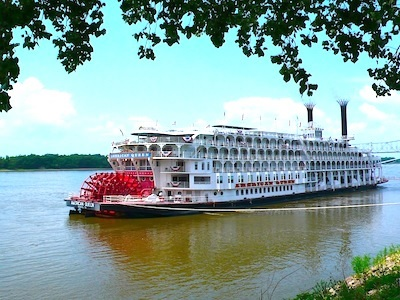 Cruise Trivia: Can you name the American Queen godmother?  Hint: This godmother once lived in a graceful Memphis mansion.