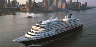 Crown Cruise Vacations Offers Great Deals on Holland American Line's 55-Day Grand Mediterranean Voyage