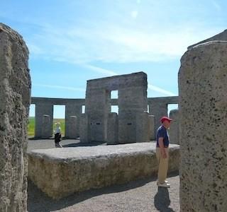 Cruise Destination Trivia: Identify the landmark stone structure