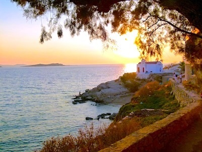 Shore Excursion: Mesmerizing Mykonos a major mecca for travelers