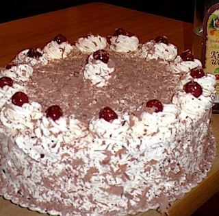 Shore Excursion: Black Forest, plus recipe for Black Forest Cake