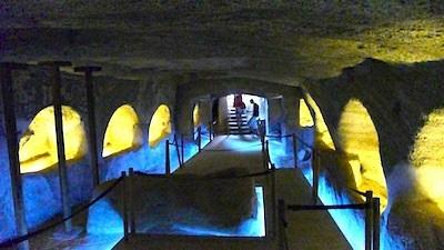Shore Excursion: Catacombs, Venus de Milo & much more on Milos, Greece