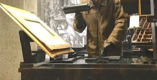 Famous Gutenberg Printing Museum