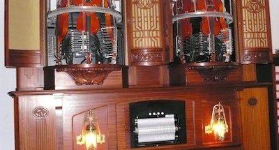 siegfrieds mechanical music cabinet
