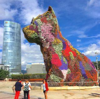 Cruise Destination Trivia: Identify the gigantic flowering puppy