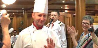 M/V Athena chef credits grandmother for inspiring his culinary career