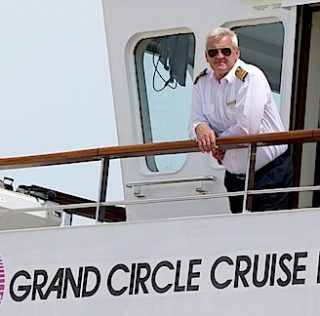 Meet the M/V ship captain who is living his dream