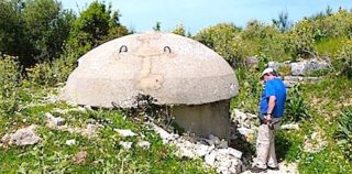 Shore Excursion: Paranoid dictator builds thousands of concrete bunkers around Albania