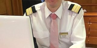 Athena hotel manager finds cruise ships are the life for him