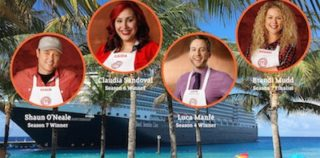 Learn how to be a MasterChef on Holland America cruise