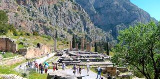 Shore Excursion: Hallucinogenic fumes made Delphi famous
