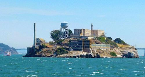 Shore Excursion: Alcatraz now attracts voluntary visitors rather than inmates