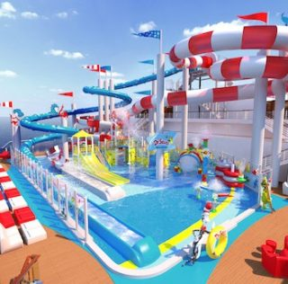 Dr. Seuss WaterWorks Park to be featured on new Carnival Horizon cruise ship