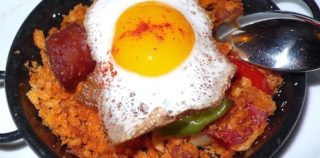 Spanish shore stops a chance to enjoy traditional migas