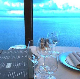 Oceania Sirena's Tuscan Steak specialty restaurant serves great steak – and lobster