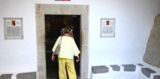 Shore excursion: Visiting Patmos cave where St. John wrote Book of Revelation