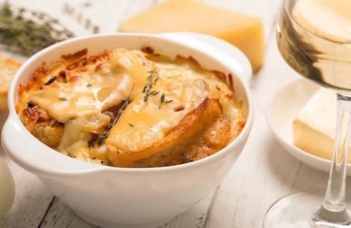 AmaWaterways shares popular onion soup recipe