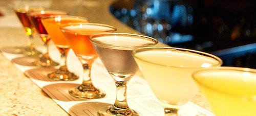 Carnival Cruise Line shares martini recipes