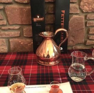 Shore Excursion: Tasting malt whisky at one of Scotland's oldest distilleries