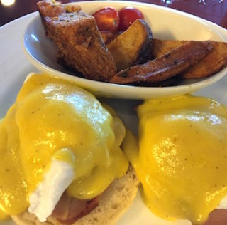 Carnival Sensation Seaday Brunch offers leisurely way to start the day