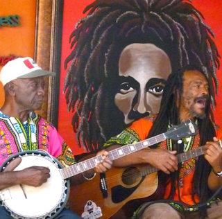 Shore Excursion: Enjoying the Bob Marley Bus Adventure