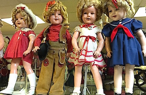 Shore Excursion: Vicksburg doll museum brings back childhood memories for many visitors
