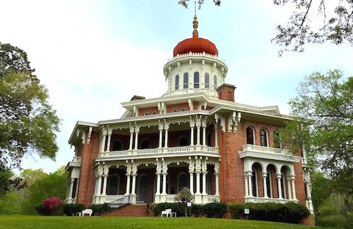 Shore Excursion: Haunting story of mansion never finished because of Civil War