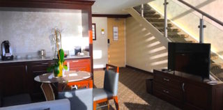 Lovely loft suites on American Duchess