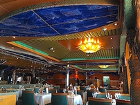 Carnival Victory Cruise: 'American Table' dining room offers tasty menu choices