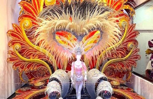 Visiting Santa Cruz: Tenerife Port City Celebrates Extravagant Carnival
