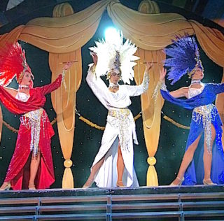 Carnival Victory Shows Feature Top-Notch Talents