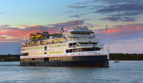 Two Victory Riverboats Join American Queen Steamboat Company