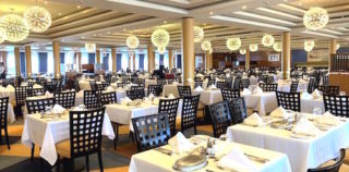 Grand Classica Cruise: Try Different Dishes is Fun on Cruise Ship