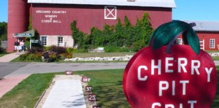 Shore Excursion: 'The Door' Offers Bountiful Cherries, History and Much More