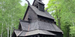 Visiting Washington Island: Church Recalls Viking Heritage