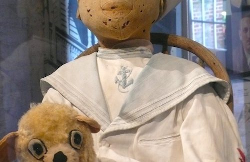 Spooky Shore Excursion: Haunted Doll Safely at Home in Key West Museum